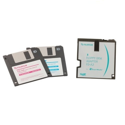 Адаптер Fujifilm Smart Media Floppy Disk Adapter FD-A2