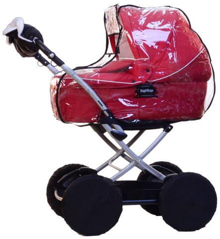 Дождевик на коляску-люльку Esspero Newborn (-15°С)