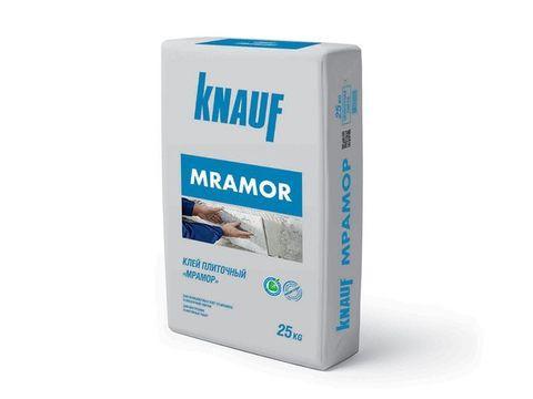Клей плиточный белый КНАУФ-Мрамор