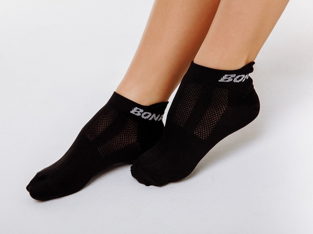 Носки Bonafide Socks (Black)