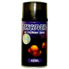Освежитель воздуха DISCOVER Kewl(Фрукты) 320 мл. спрей (сменный баллон)