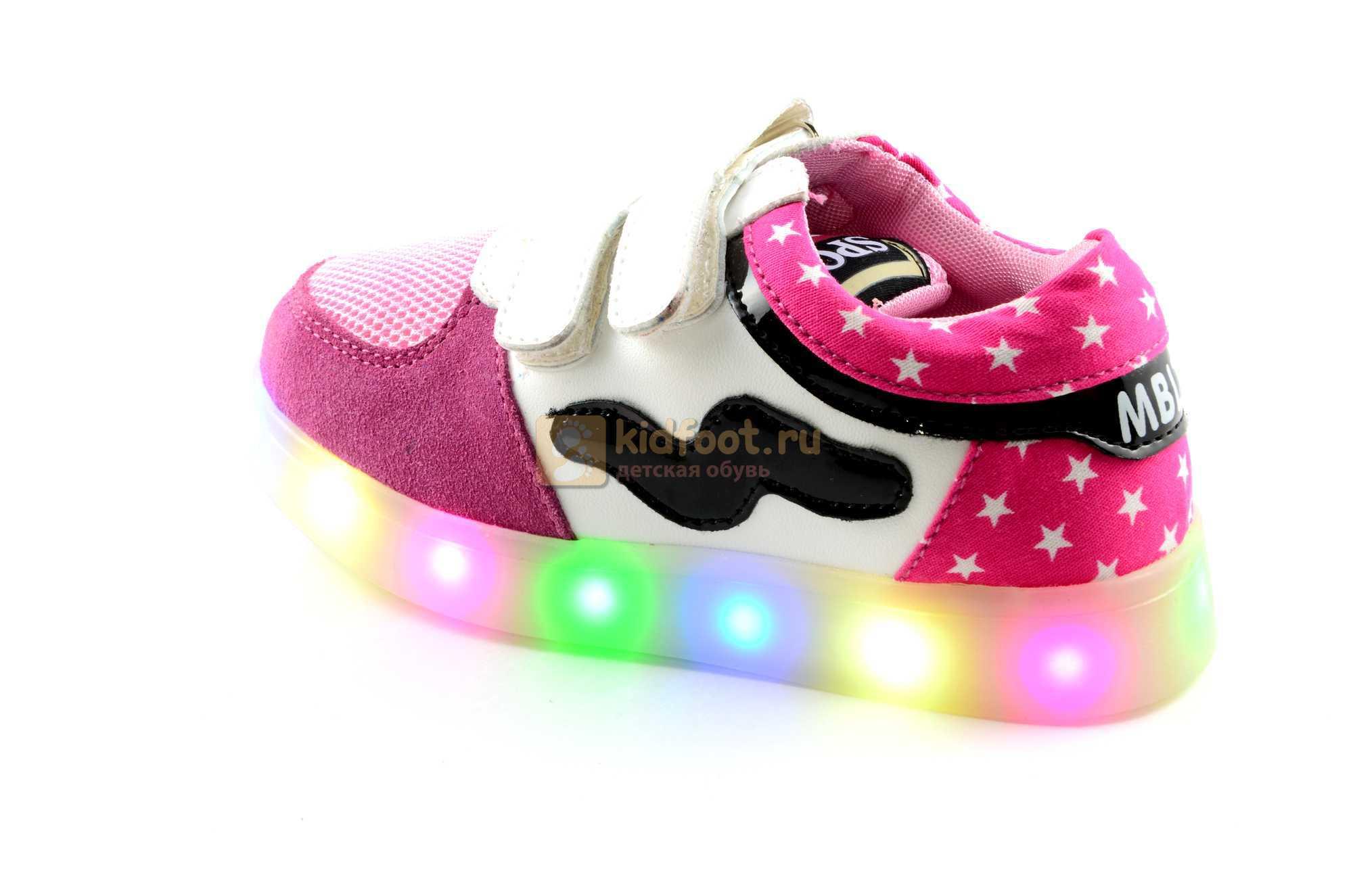 кроссовки детские для девочек фото