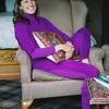 Комплект термобелья ST Perfomance Purple женский