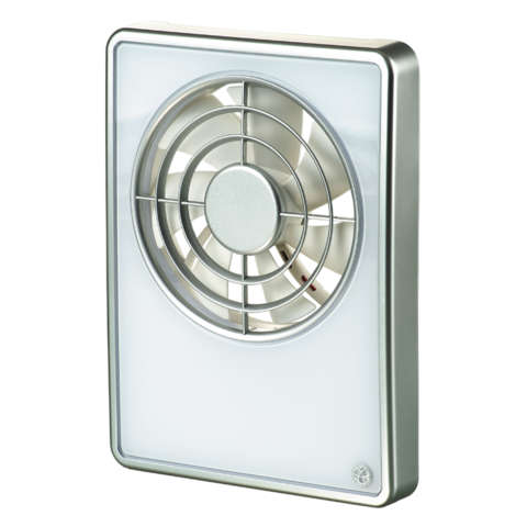 Blauberg Smart вентилятор вытяжной накладной с датчиком влажности и таймером