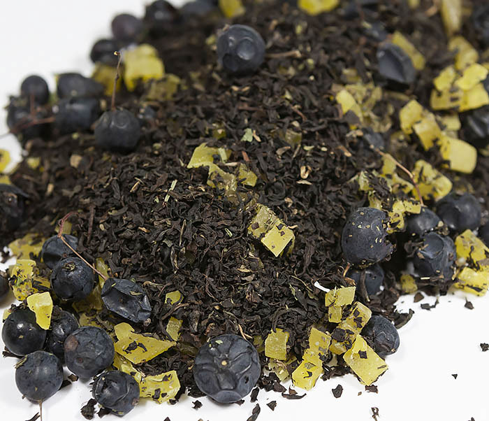 TEA-AR126 Черный фруктово-ягодный чай «Мятный Барбарис» (50 гр) фото 03