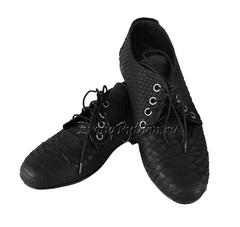 Ботинки из кожи питона SH-4