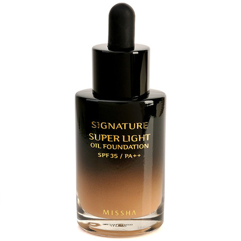 MISSHA Signatue Super Light Oil Foundation
