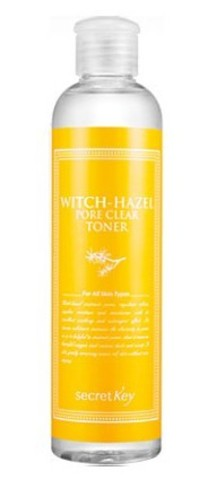 Тоник для пор с экстрактом гамамелиса Sekret Key Witchhazel Pore Clear Toner 270мл