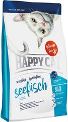 Happy Cat Sensitive Grainfree Морская Рыба, беззерновой