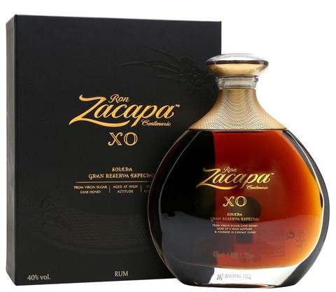 Ром Zacapa Centenario, Solera Grand Special Reserve XO, gift box, 0.7 л