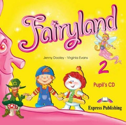 Fairyland 2. Pupil's Audio CD. Аудио CD для работы дома