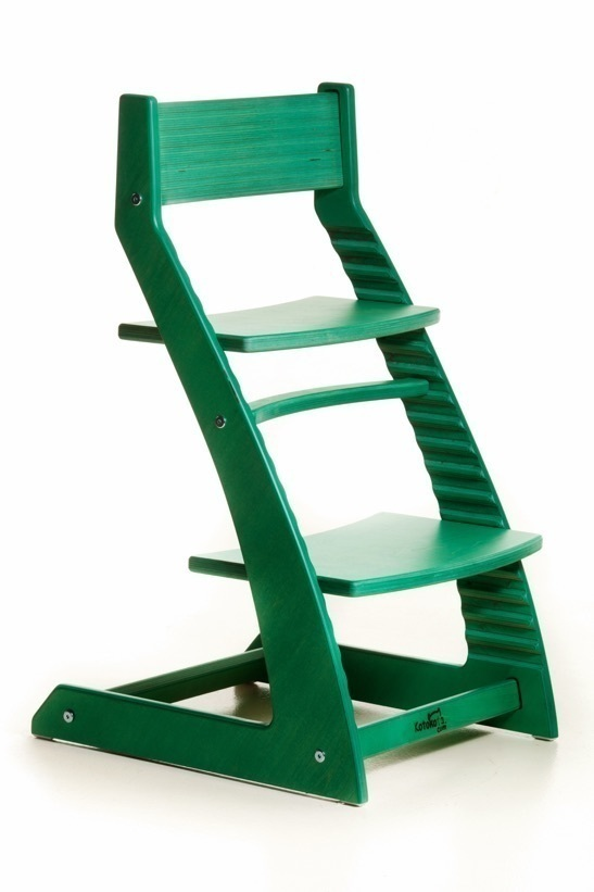 Растущий стул Котокота (Kotokota) Зеленый