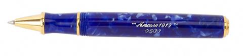 Ручка роллер Ancora Maxima Blue rb123