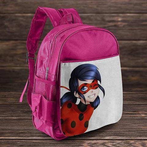 Рюкзак с улыбчивой Леди Баг
