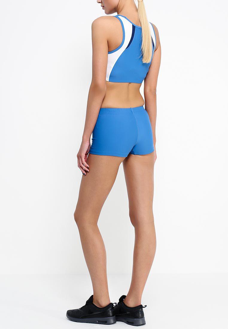 Женский легкоатлетический топ Asics Hop Lady Top (T534Z6 4301) синий