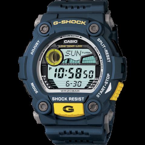 Купить Мужские японские наручные часы Casio G-7900-2DR по доступной цене
