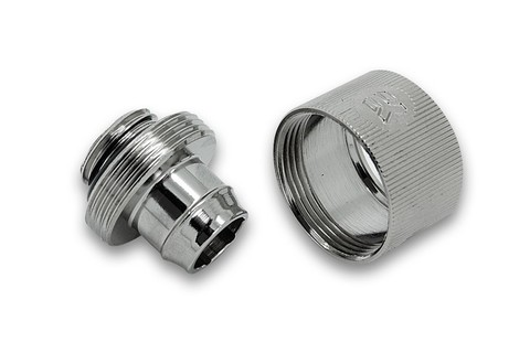 EK-ACF Fitting 10/16mm - Black Nickel