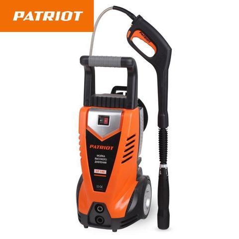 Мойка высокого давления Patriot Garden GT 140