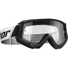 Combat Goggle / Детские / Черно-белый