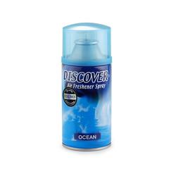 Освежитель воздуха DISCOVER Ocean(Океан) 320 мл. спрей(сменный баллон)