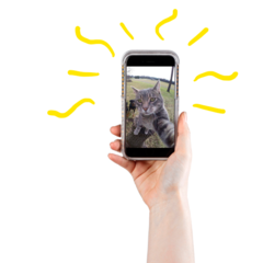 Чехол-видеосвет для iPhone 6/6s
