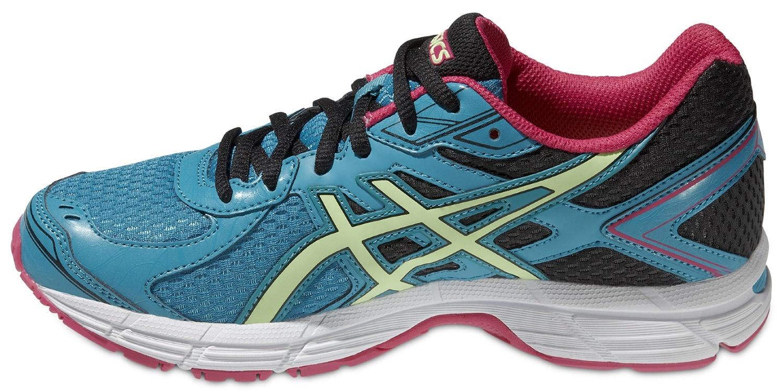 Женская беговая обувь Asics Gel-Pursuit 2 (T4C9N 3969) голубые фото