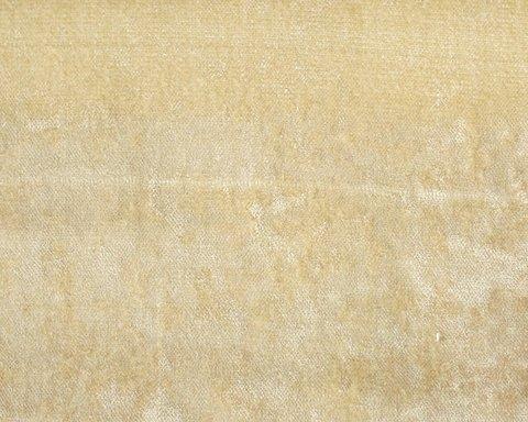 Портьерная ткань Солярис бархат однотонный темно-бежевый