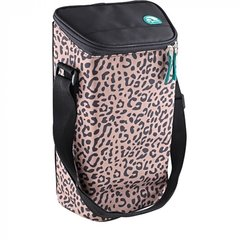 Сумка-термос Igloo 2 Bottle Wine Tote 16 leopard