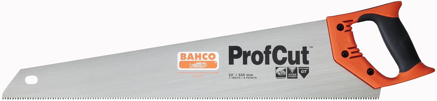 Ножовка   550мм ProfCut Bahco PC-22-GT7