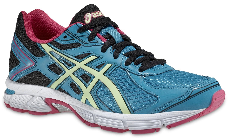 Женские спортивные кроссовки Asics Gel-Pursuit 2 (T4C9N 3969) голубые фото