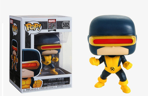 Cyclops First Appearance Funko Pop! Vinyl Figure || Циклоп