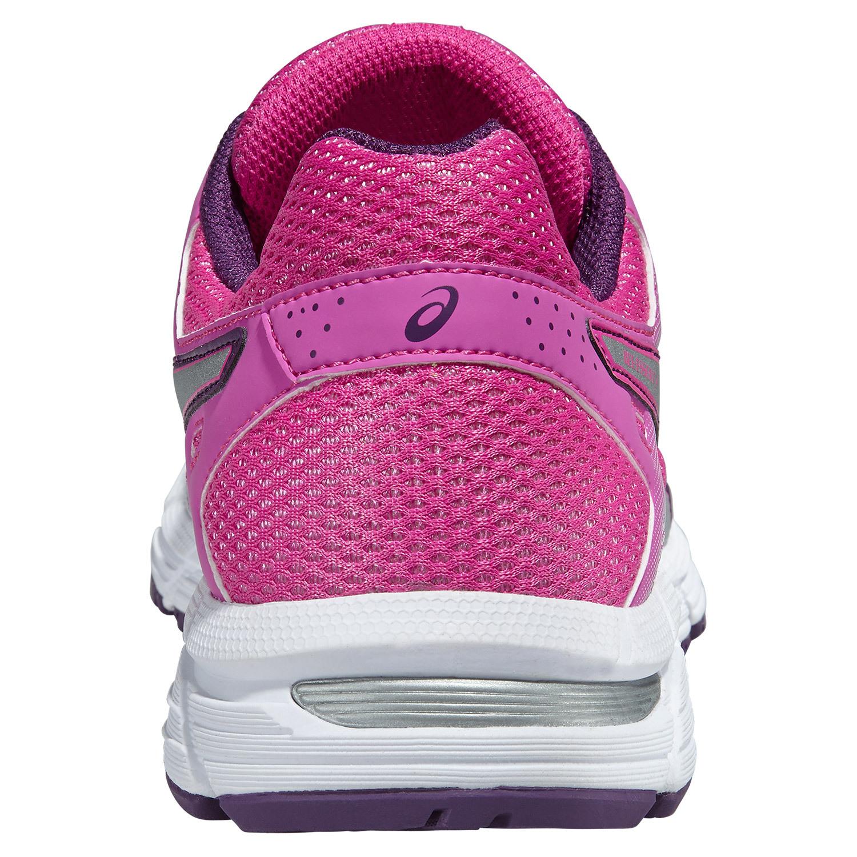 Женские беговые кроссовки Asics Gel-Essent 2 (T576N 0135) белые фото пятка
