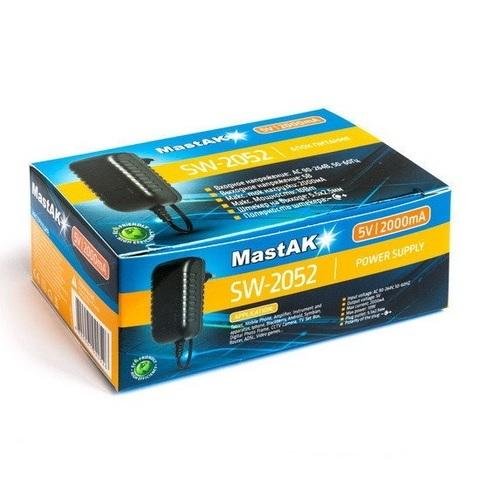 Блок питания MastAK SW-2052 220В на (5V - 2A)