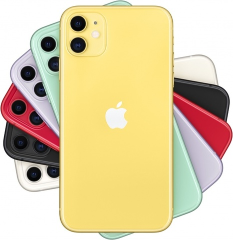 Apple iPhone 11 256GB (Желтый)