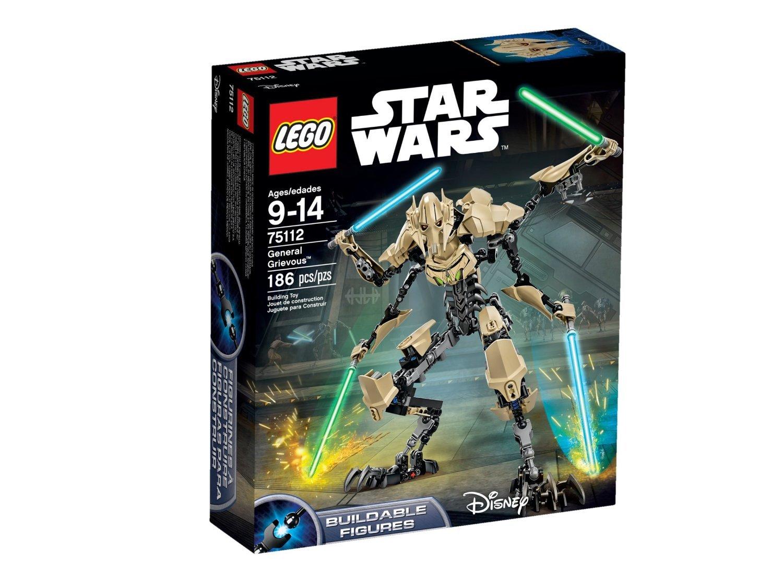Лего 75112 Генерал Гривус