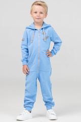 Комбинезон детский Ready голубой
