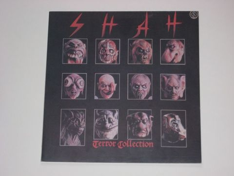Shah / Terror Collection (LP)