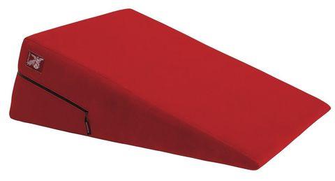 Большая красная подушка для секса Liberator Ramp