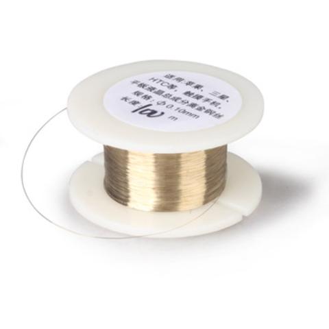 Молибденовая струна/леска/провод для раздиления стекла от дисплея iPhone/Samsung
