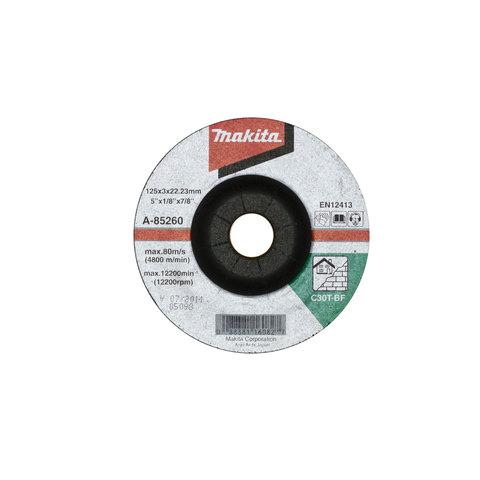 Отрезной диск по камню Makita C30T-BF 125x3 мм