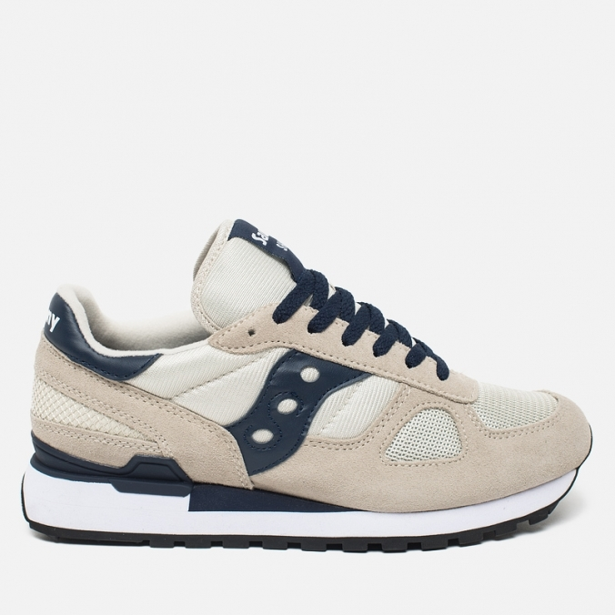 Мужские кроссовки SAUCONY S2108-612 Shadow Original Light Tan Navy 5833f6d0db1b5