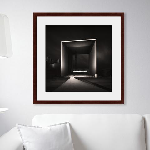 Джоэль Тжинтжелар - Black square №1