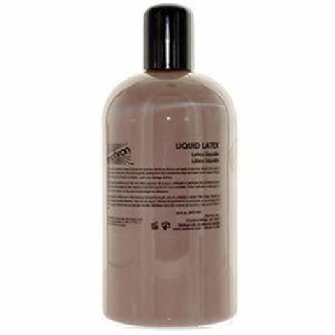 MEHRON Жидкий латекс Latex Liquid Dark Flesh (Темная кожа, 480 мл)