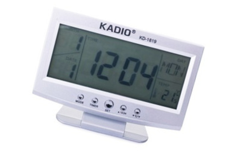 Часы электронные настольные KD-1819