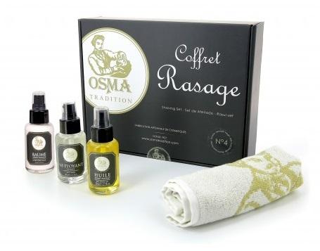 Подарочный набор в коробке 4 OSMA COFFRET-OT4