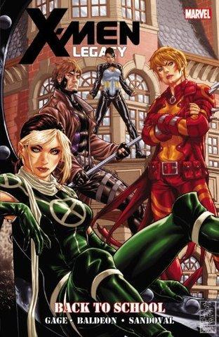 X-Men Legacy: Back to School TBP