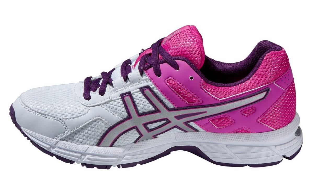 Женские беговые кроссовки Asics Gel-Essent 2 (T576N 0135) белые фото