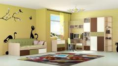 Набор мебели для детской комнаты Тетрис 10
