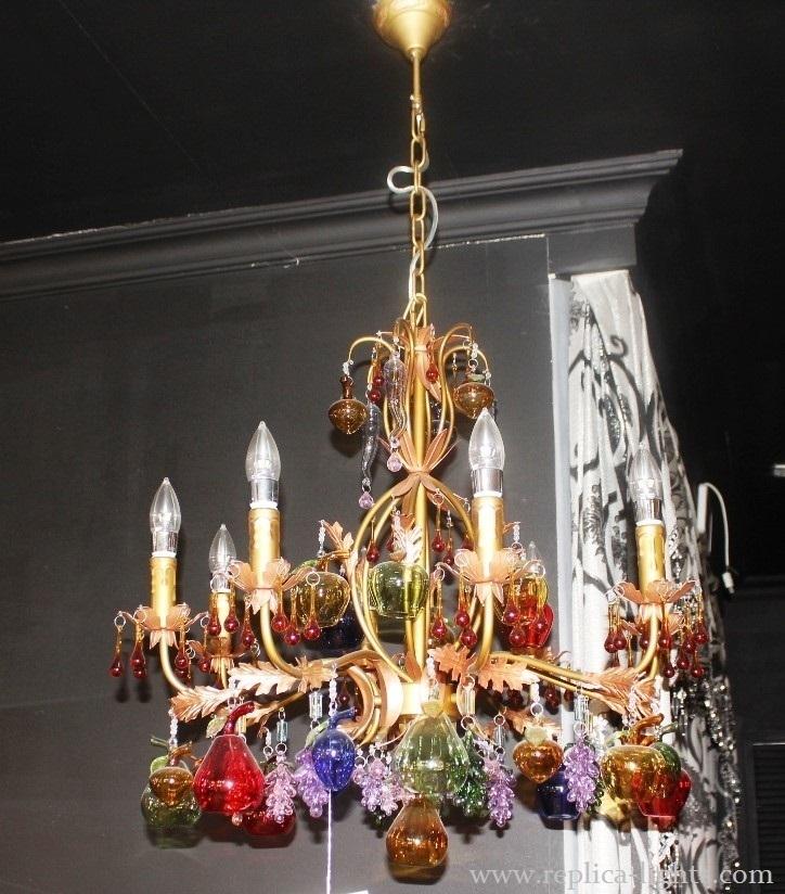 Murano Glass Chandelier Buy Online: Chandelier ARTE DI MURANO 11-94 By Arlecchino Arts (HK