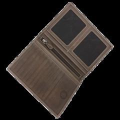 Портмоне WENGER Le Rubli, цвет коричневый, 12,5*1,5*17 см (W5-01BROWN)